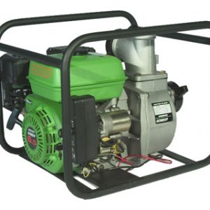 GENQUIP water transfer pump 3? with electric start.