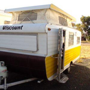 Sold Sold Viscount 16ft Bunk Van