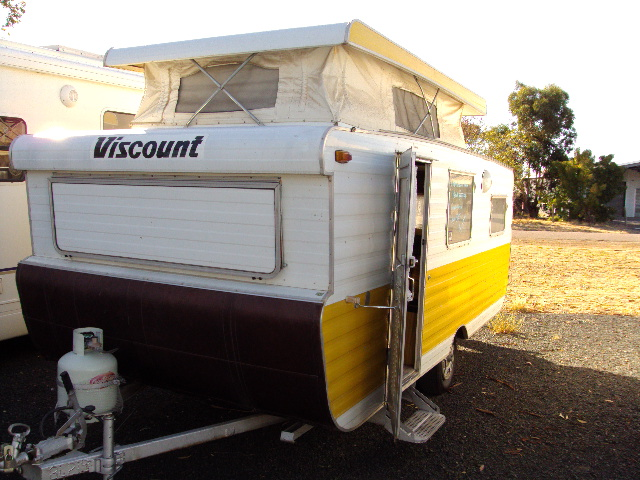 Sold Sold Viscount 16ft Bunk Van