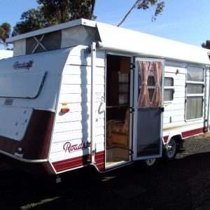Sold Sold Roadstar 18ft Pop top Tandem