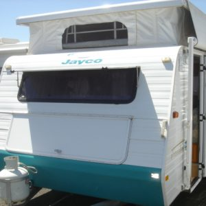 Sold Sold Jayco Freedom Pop top 17ft 2002