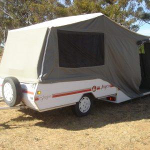 Sold Sold Jayco Flip camper 2003