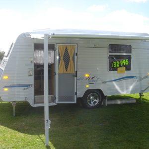 Montana Caravan Woburn Family 15.5ft