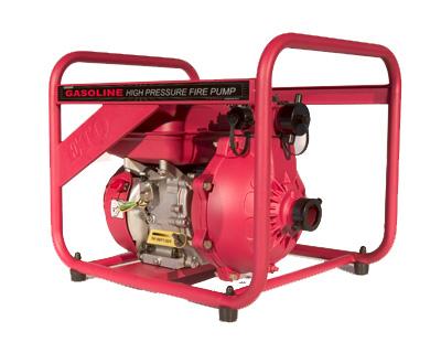 GENQUIP Fire Fighting pump
