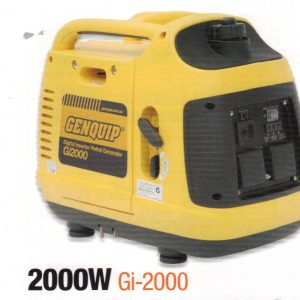 Gi-2000 digital inverter generator