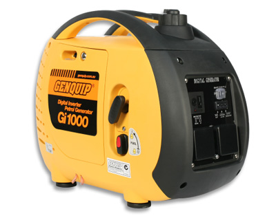 Gi-1000 digital inverter generator