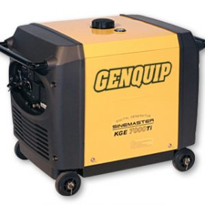 Genquip 6000W digital inverter generator