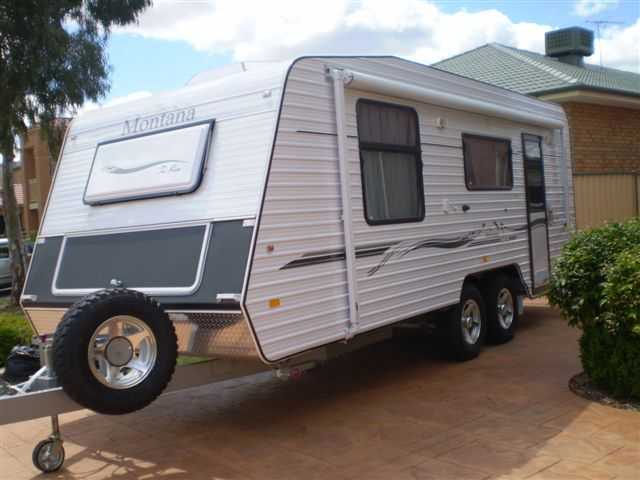"""Montana Caravans Extended A Frame 12"""" to 24"""" with support for to"""