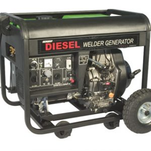 GENQUIP Diesel Welder and Generator
