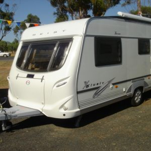Sold Geist XK535 4 birth Ensuite