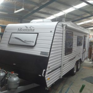 Montana Alexandria 19.6ft internal 20ft 5ins externaql