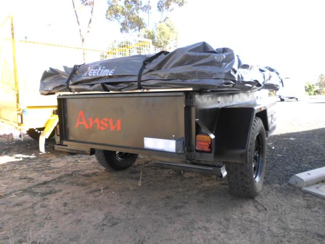 ANSU CAMP TRAILER