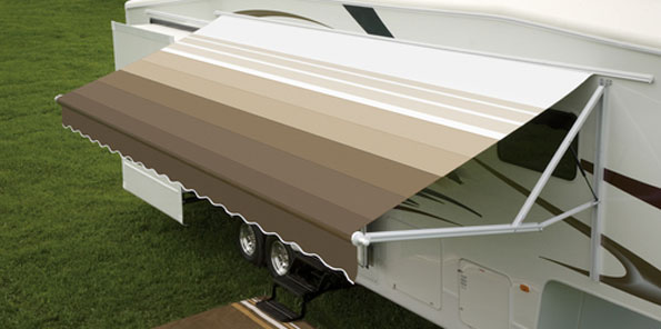 The Dometic Power Awning 9000