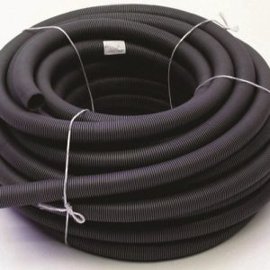 BLACK WASTE HOSE