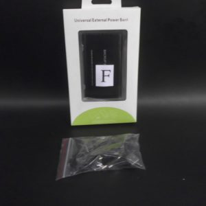 F-label Battery Bank (2200mAh) label F