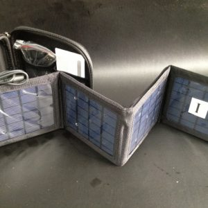 I- Label 4- panel Solar Charger (3.5 Watt)