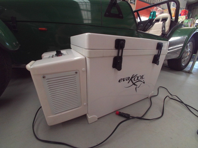 Portable Fridge - EvaKool 47L