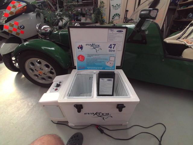 Portable Fridge - EvaKool 47L