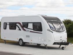 New Euro caravans