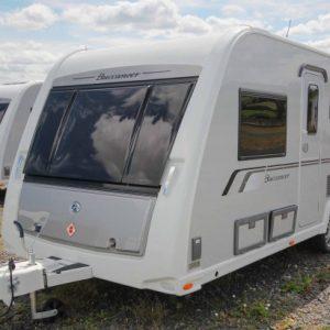 Buccaneer Caravel 4 Berth Touring caravan
