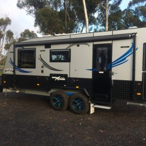 Ansu Montana Outback Extreme 20ft 6ins