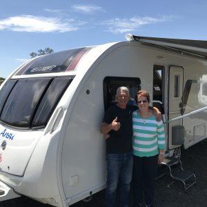 Sold Caravans